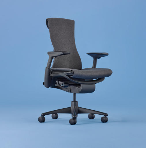 Performance seating feat embody square