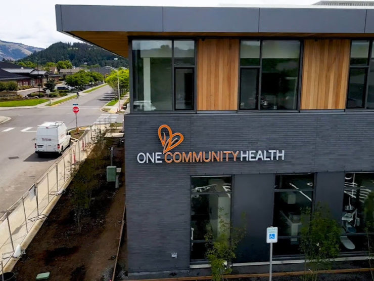 One Community Health Fly Over
